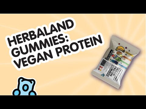 Vegan Protein Gummies