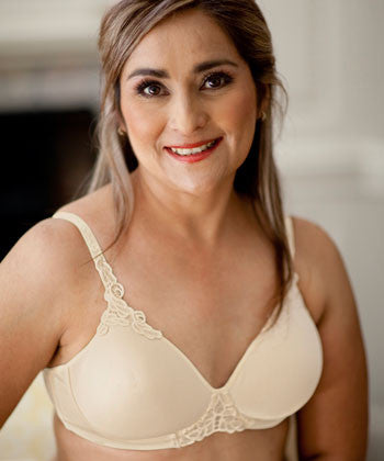 American Breast Care 105 Petite T-Shirt Bra