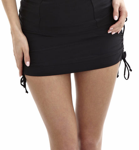 Panache Anya Black Skirted Bottom