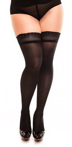 Glamory Vital 40 Hold Up Stockings