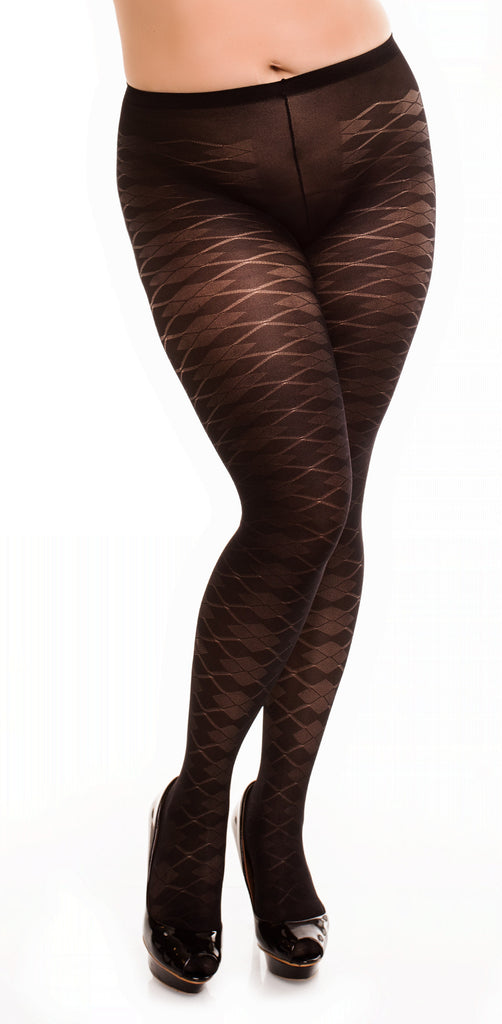 df63c7aaf92 Glamory Dune 70 Textured Tights – A Sophisticated Pair
