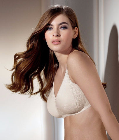 Anita Lace Rose Wireless Contour Bra