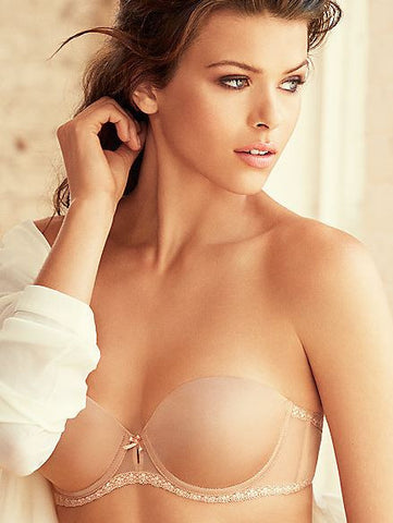b.tempt'd Faithfully Yours Strapless Bra