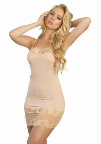 Tia Lyn Essential Convertible Low Back Slip