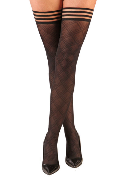 Kix'ies Thigh High Stockings