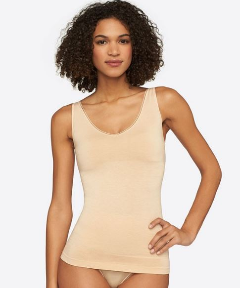 Yummie by Heather Thompson Seamlessly Shaped Reversible Tank with Outlast