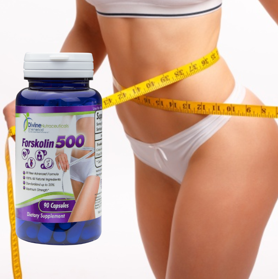 Forskolin + Colon Cleanse Combo Kit