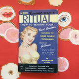 Vintage Lifestyle Advice Book - Beautify Your Bust Contour