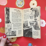 Vintage Lifestyle Advice Book - Simplify Your Housekeeping (1954)