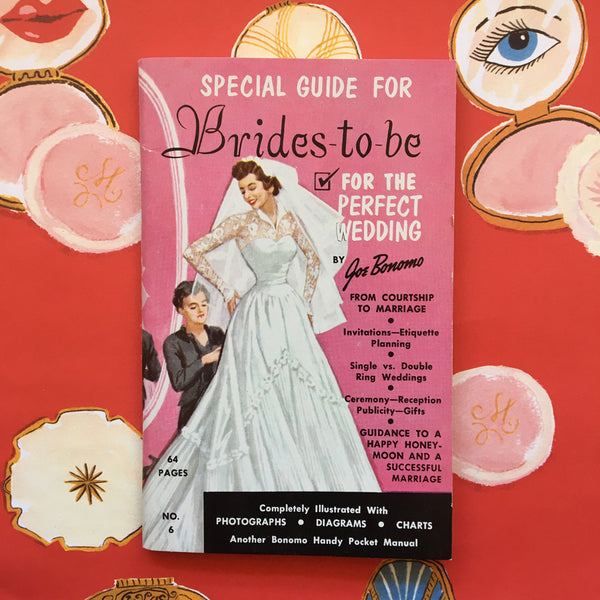 Vintage Lifestyle Advice Book - Brides To Be