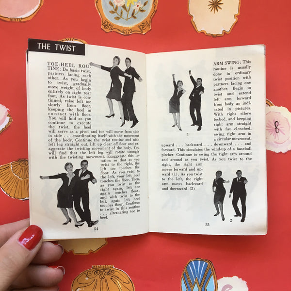 Vintage Lifestyle Advice Book - How To Be A Good Dancer