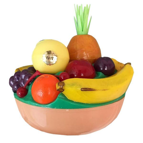 Vintage Salt & Pepper Fruit Bowl