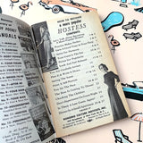 Vintage Lifestyle Advice Book - How To Become A More Popular Hostess