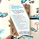Vintage Lifestyle Advice Book - Simplify Your Housekeeping (1965)
