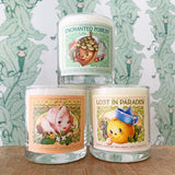Pygmy Hippo Parfumerie - Bouquet Soiree Soy Candle