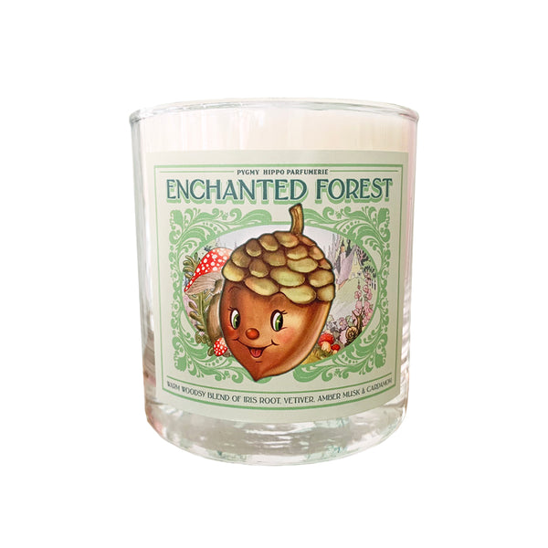 Pygmy Hippo Parfumerie - Enchanted Forrest Soy Candle