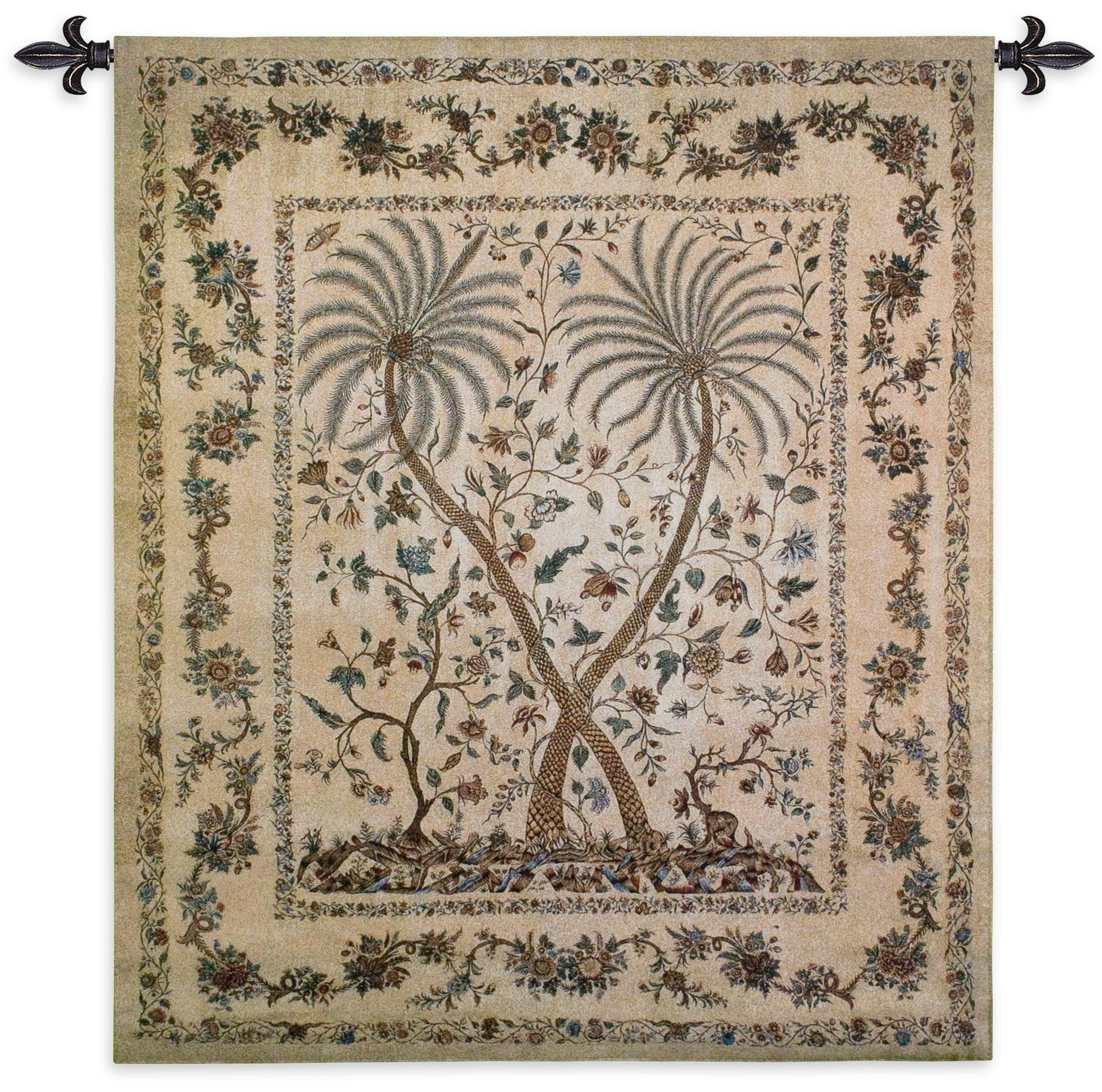 Palampore Tapestry Wall Hanging