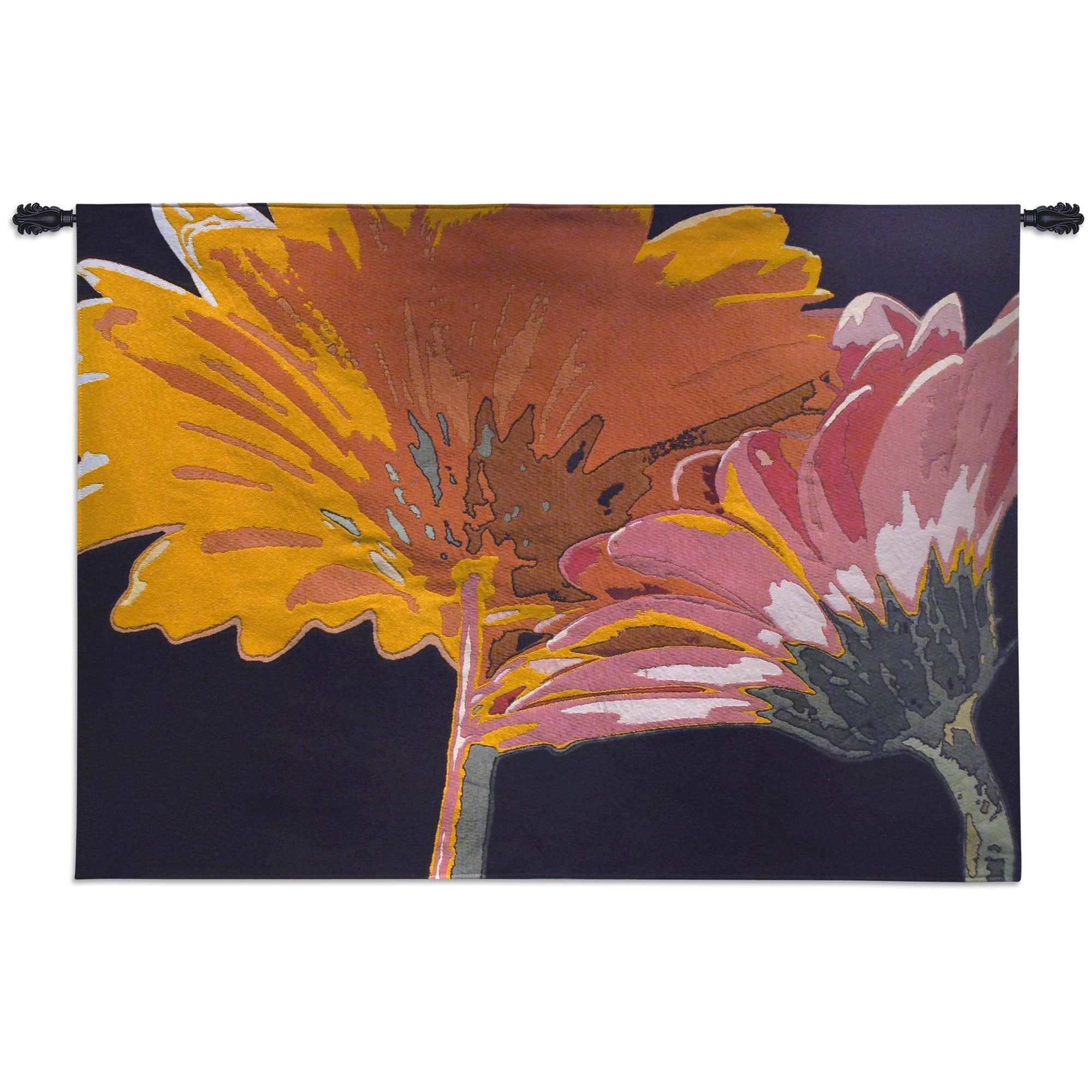 Miami Bliss Floral Tapestry