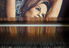 Create a tapestry from a camera photo