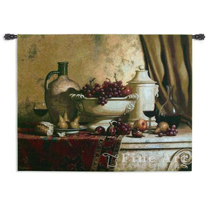 Italian Feast Tapestry Large Wall Hanging