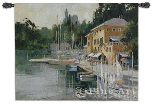 Tapestry Wall Hanging Tapestry of Portofino, Italy