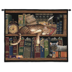 Remington Cat Wall Hanging