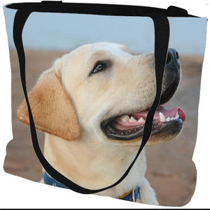 Photo Tote Bag May Be Woven From Any Picture or Artwork!