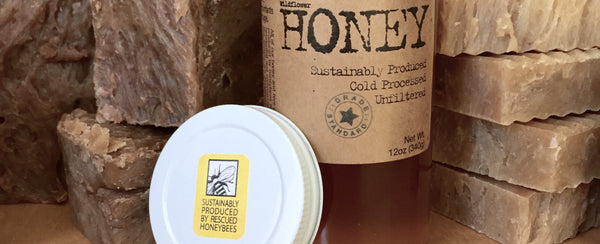 Honey by Guerrilla Beekeepers