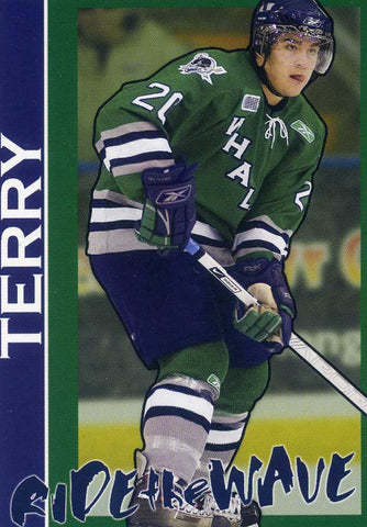 2007-08 Plymouth Whalers (OHL) - Chris Terry