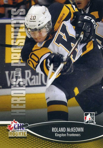 2012-13 In The Game – Heroes & Prospects – # 32 Roland McKeown
