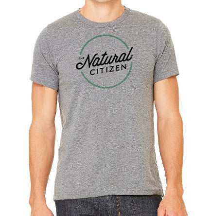 The Natural Citizen Logo Tshirt