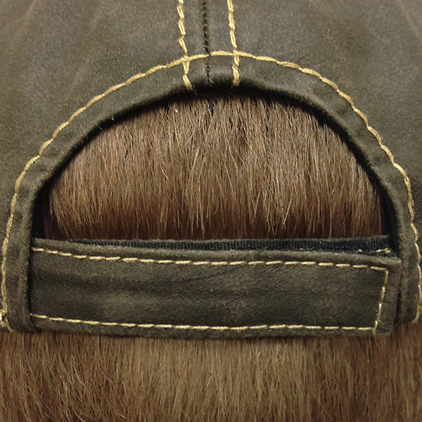 1 Shot Distressed Hat