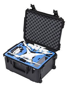 Go Professional Cases Case with wheels for DJI Phantom 3 and more.