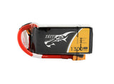 TATTU 1300mAh 3s 75c Lipo Battery