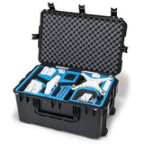 Go Professional Cases DJI Inspire 1 / Phantom combo hard case