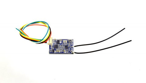 FrSky XSR 2.4GHz 16CH Receiver with S-Bus and CPPM