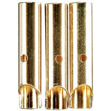 Great Planes Gold Plate Bullet Connector Female 4mm (3)