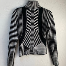 Load image into Gallery viewer, FINDERS KEEPERS GRAPHIC MOCKNECK SWEATER