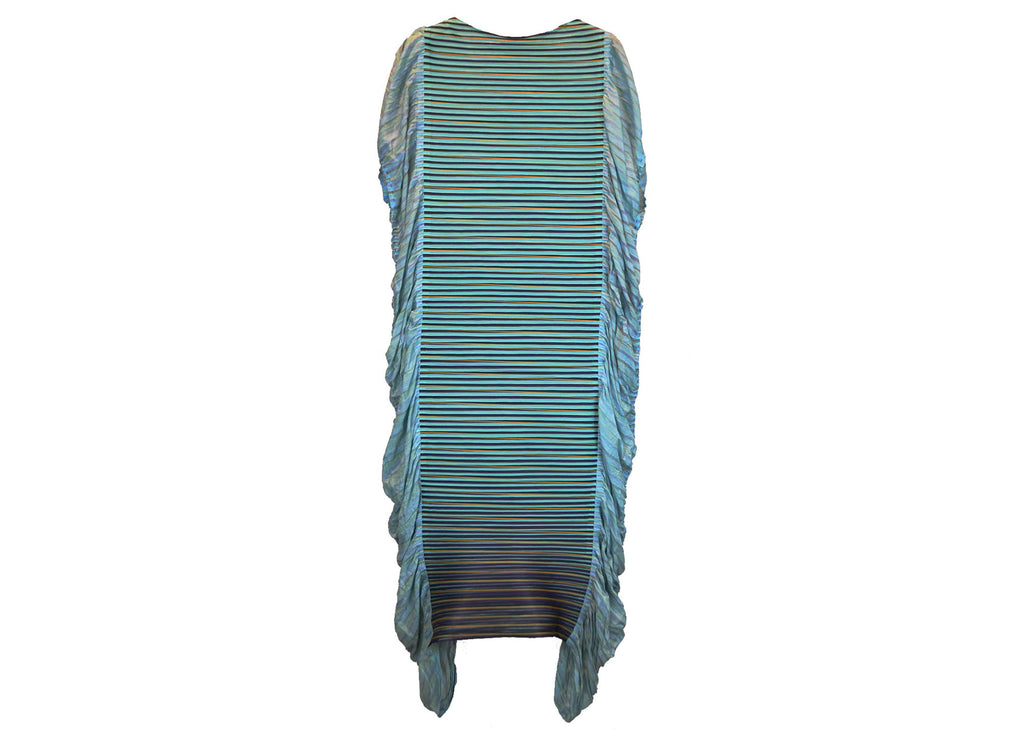 Caterpillar Stripe Dress