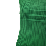 Pleated H shape dress