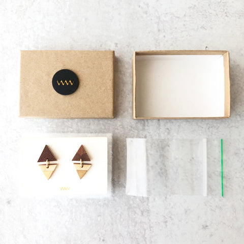 Sustainable jewelry packaging | WENWEN designs