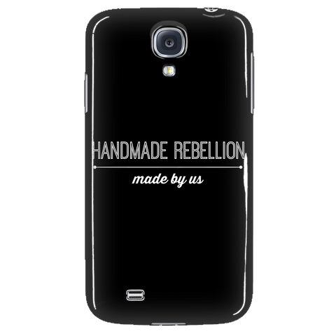 Made By Us (Black) - Phone Case (Click for More Styles) - Handmade Rebellion