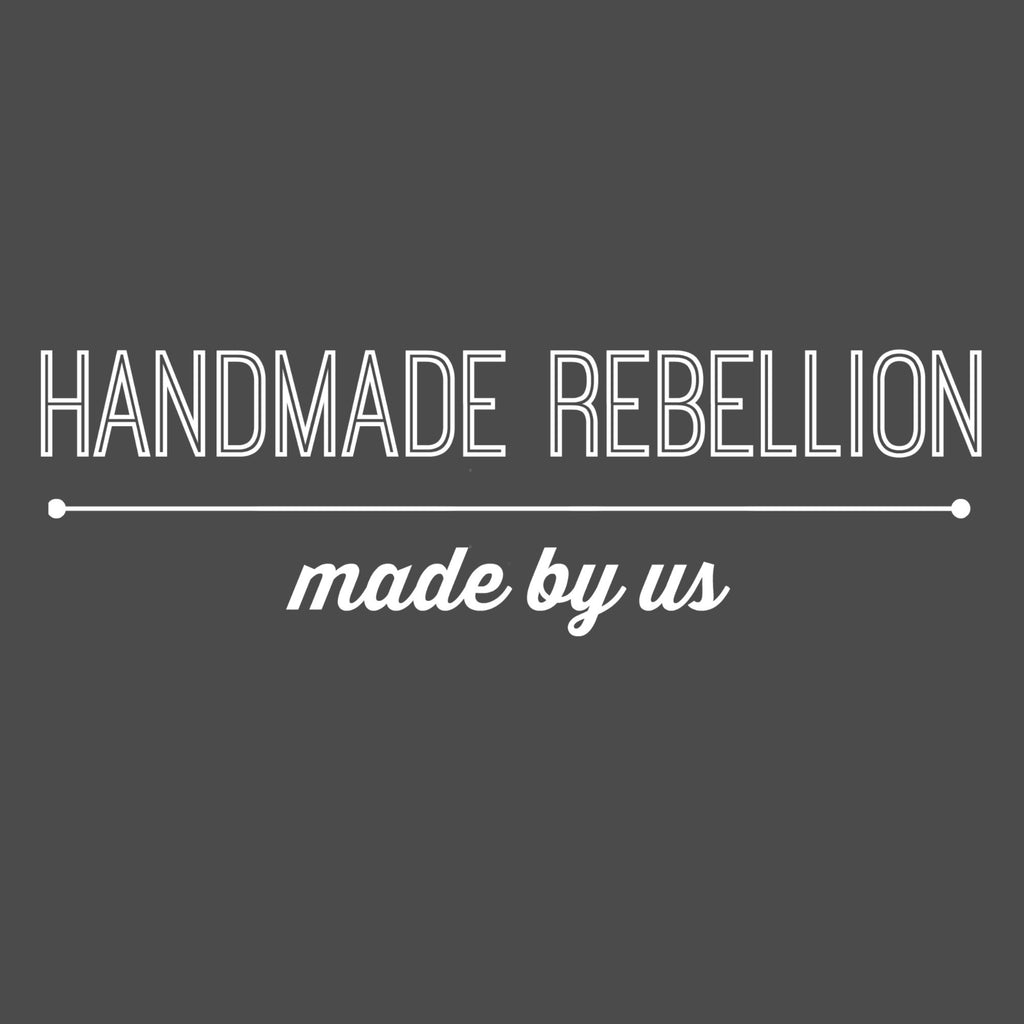 SALE! Made By Us Women's Crew Neck - Handmade Rebellion