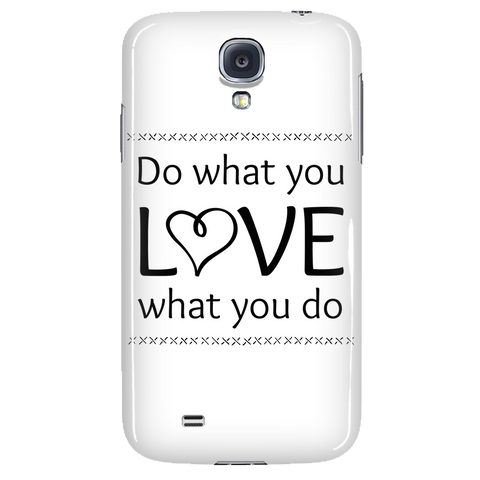 Do What You Love, Love What You Do - Phone Case (Click for More Styles) - Handmade Rebellion