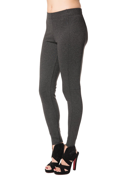 Legging Dark Heather Grey