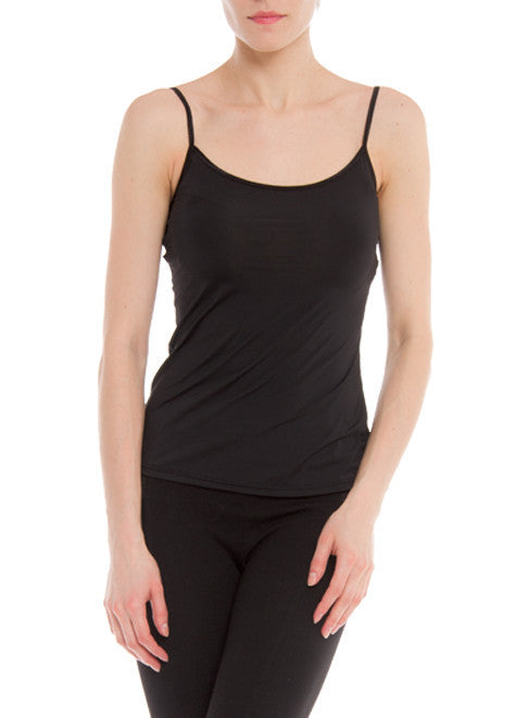 Slips Solid Camisole No Lace