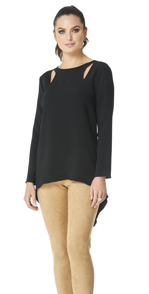 Caprice High Low Tunic