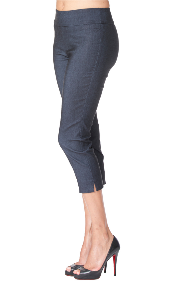 Capri Solid Slimming Waistband