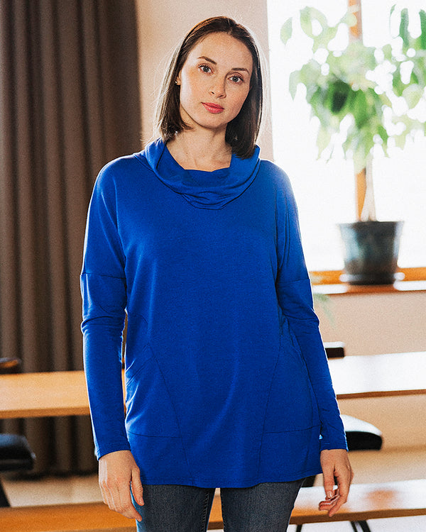 Daniela  French Terry Tunic