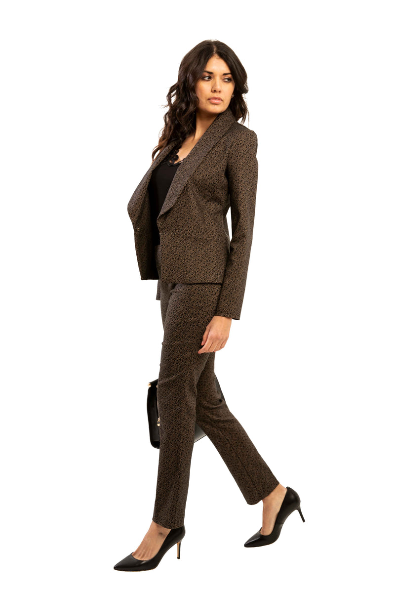 Chicago - 4272 - Pull-On Slim Leg Pant